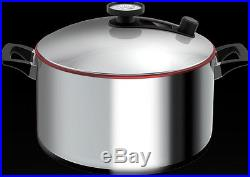 12-Quart Stock Pot with Lid Innove by Royal Prestige Stainless Steel Olla Grande