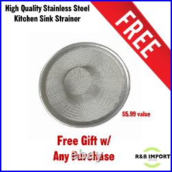 13 LIT STAINLESS STEEL POT 18/10 KINOX (Free Gift with Any Purchase)