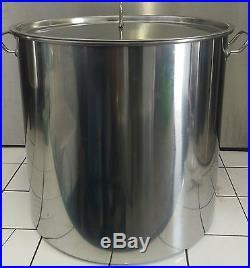 33ltr stainless steel stockpot