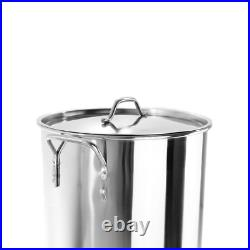 64QT Stainless Steel Tamales Big Vaporera Stock Pot (Free Gift with Any Purchase)