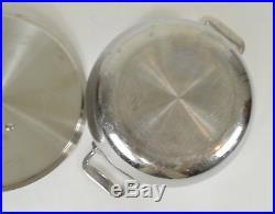 ALL-CLAD 5 Qt Stainless Steel Cassoulet Pot & Lid