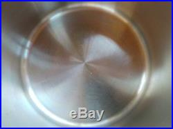 ALL-CLAD Copper Exterior Stainless Steel 4 Quart Dutch Oven Stock Pot No Lid