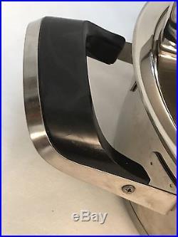 AMC Cookware VisioTherm 9 Sauce Pot Pan 18/10 Stainless Steel Sauté Stock 8096