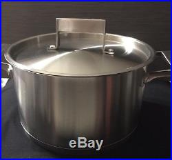 Aava Pan. Stainless Steel Stock Pot. New In Box. Retail $900