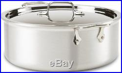 All-Clad 7508 MC2 Professional Master Chef 2 Stainless Steel Bi-Ply Bonded Oven