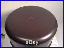 All Clad 8 Qt Stock Pot Ltd2 Hard Anodized & Stainless Steel NEW Factory Second