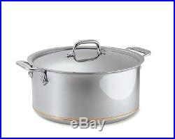 All-Clad Copper Core Stock Pots 8-Qt, New