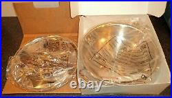 All-Clad D3 compact Stainless Steel 5-quart Stock Pot with Lid New in Package
