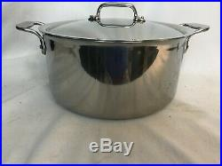 All-Clad Stainless 8 qt Stock Pot (5508)