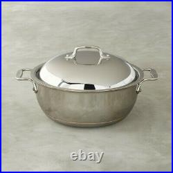 All-Clad Stainless Copper Core 5-Ply Bonded Dishwasher Safe 5.5-qt Dutch Oven
