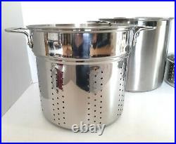 All-Clad Stainless Steel 12-Quart Multi-Cooker