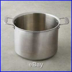 All-Clad TK 5-Ply D5 12-qt stock pot with D5 Lid