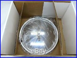 All-Clad mc2 8QT. STOCK POT 3-PLY Stainless SteelPure AluminumAluminum Alloy