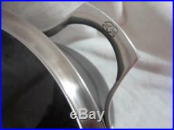 Calphalon Unison Sear Stock Pot 808-8 QT 75LGlass & stainless Steel Lid