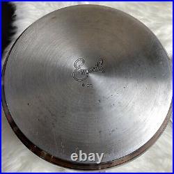 EMERIL All-Clad Copper Core Stainless Steel 8Pc Set 1 3 6 Qt Pot Pan Stockpot