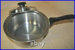 Kitchen Craft Americacraft by West Bend Stainless Steel-12 Pc Waterless Cooking