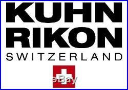 Kuhn Rikon 3043 Stainless Steel Pressure Cooker/ 6.3 quart (6 L) Stockpot NEW