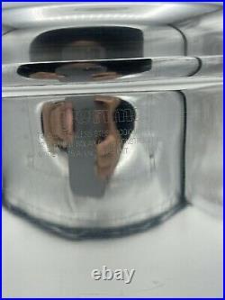 LIFETIME WEST BEND 12 QT STOCK POT 12 ELEMENT SOLAR CAP T304cc STAINLESS STEEL