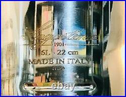 Lagostina Pastaiola Premium Polished 18/10 Stainless Steel 6.34 Qt 22cm Stockpot