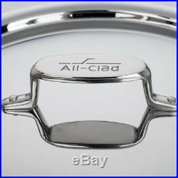 NEW All-Clad D5 5-Ply Stainless Steel Stockpot 26cm/11.4L