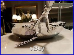New Williams Sonoma Ruffoni Hammered Stainless Steel Wok Pot Pan Stock