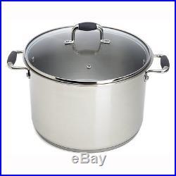 Pauli Pot 11 qt. Never Burn Stock Pot