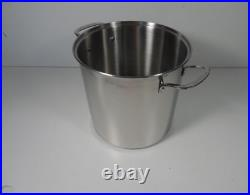 Princess House Stainless Steel 1Classic 12-Qt. Stockpot 6610
