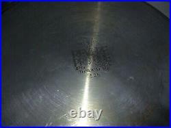 Revere Ware Proline Stainless Copper Core 3 Qt Saucepan Stock Pot & Lid