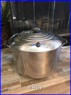 Royal Prestige 30qt 9 Ply Stock Pot
