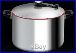 Royal Prestige Innove 30-Quart Stock Pot with Lid New