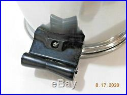 Saladmaster 4 Qt Mini Stock Pot 18-8 Stainless Steel