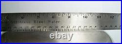 Saladmaster Stainless 4 Quart Qt Mini Stock Pot with Lid T304S Vintage