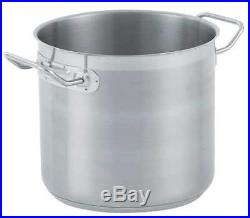 Stainless Steel Stock Pot, 18 Qt. VOLLRATH 3504
