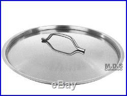 Stock Pot Stainless Steel 100QT Steamer Vaporera Tamalera for Tamales (25gallon)