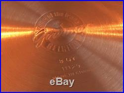 Tools of the Trade Belgique Gourmet 8 Qt. Stockpot with Copper Bottom NEW