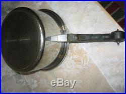 Vintage Saladmaster Stock Pot Vapo Lock LID