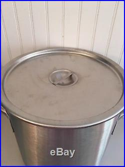 Vollrath 78620 Wear-Ever Classic 24 Quart S/S Stock Pot with Lid
