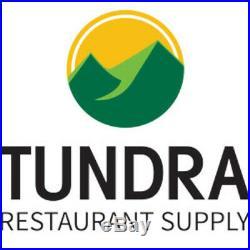 World Cuisine 11102-50 Grand Gourmet 105 5/8 qt Stainless Steel Stock Pot