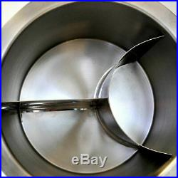 Zebra Brand Stainless Steel Thai Noodles Soup Stock Pot 36 cm Chef Model 4 Food